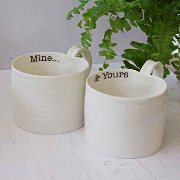 Couples love mugs
