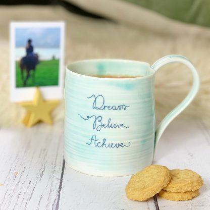 Inspirational teen mug gift