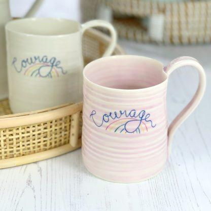 unique birthday motivational positive gift mug