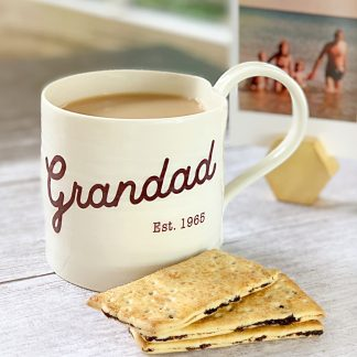 Fathers day personalise mug gift