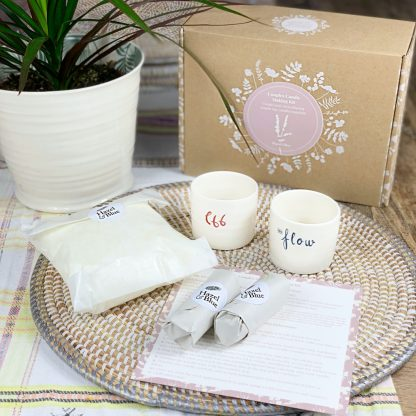 couples candle making kit
