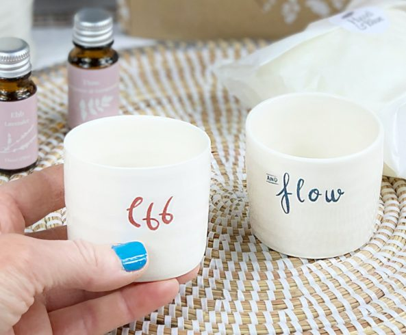 couples candle making soy kit